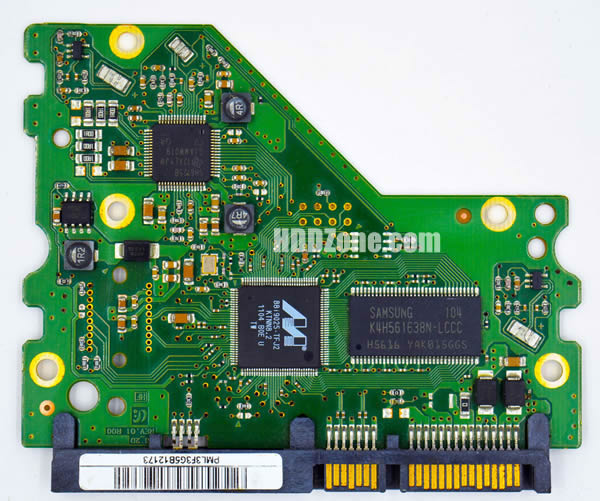 BF41-00359A 삼성 하드디스크 기판 Samsung PCB