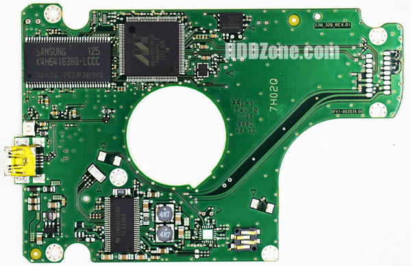 BF41-00357A 삼성 하드디스크 기판 Samsung PCB