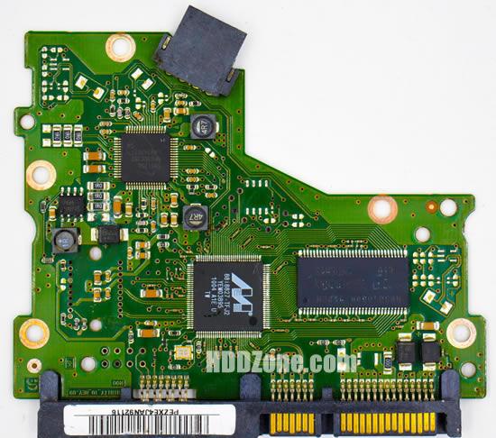 BF41-00283A 01 carte PCB disque dur samsung