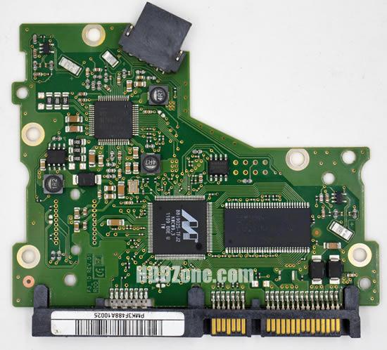 BF41-00358A 삼성 하드디스크 기판 Samsung PCB