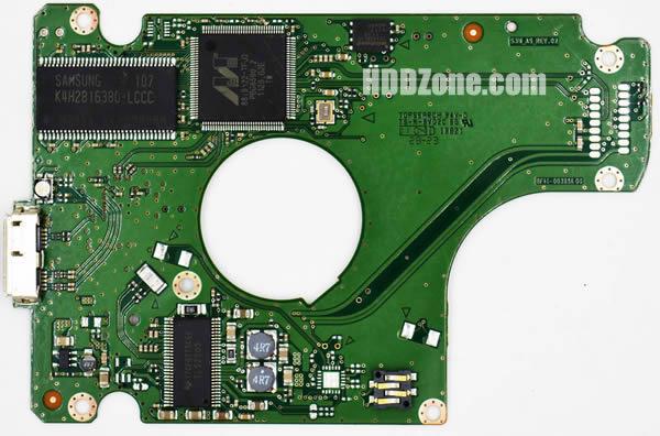 BF41-00325A 00 carte PCB disque dur samsung
