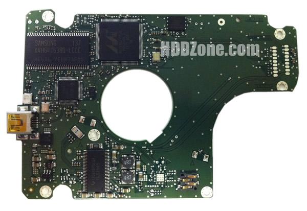 BF41-00309A 00 carte PCB disque dur samsung