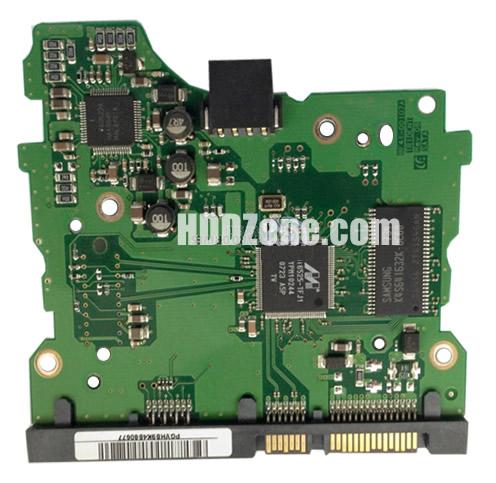 BF41-00107A carte PCB disque dur samsung