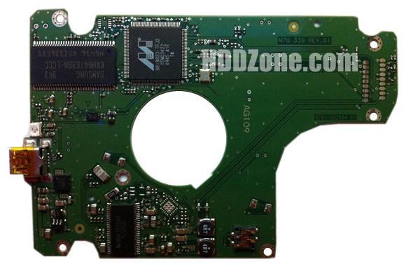 HM502JX SAMSUNG PCB BF41-00288A