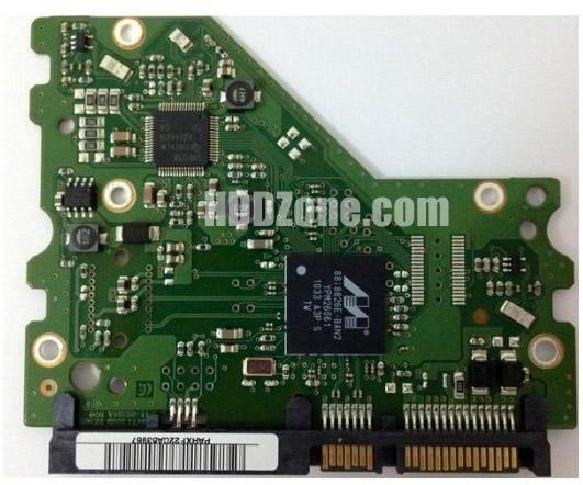 BF41-00286A R00 carte PCB disque dur samsung