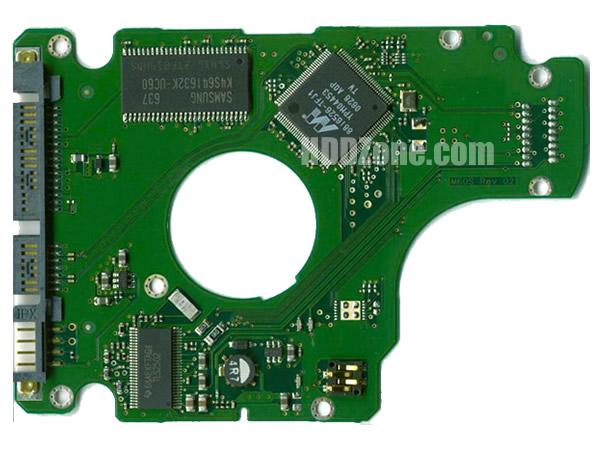 HM160JI SAMSUNG PCB BF41-00105A