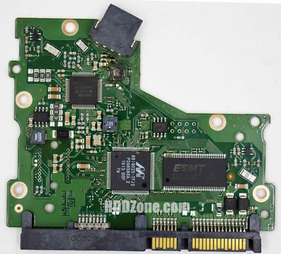 BF41-00330A 00 carte PCB disque dur samsung