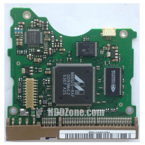 SV1204H SAMSUNG PCB BF41-00058A