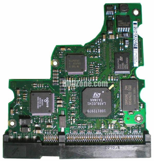 100172979 Festplatten Elektronik Controller Platine Seagate PCB
