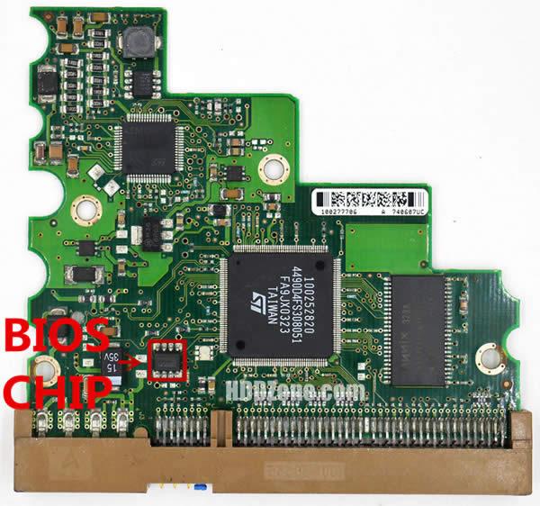 100252820 시게이트 하드디스크 기판 Seagate PCB