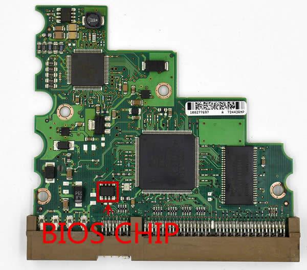 100274360 시게이트 하드디스크 기판 Seagate PCB