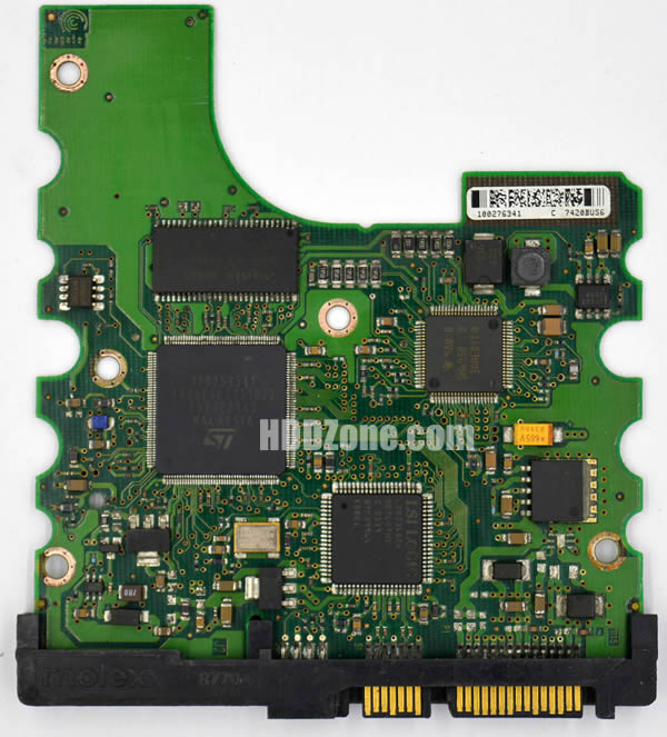 ST316003AS Seagate PCB 100276340