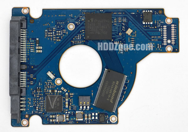 100565308 REV A carte PCB disque dur seagate