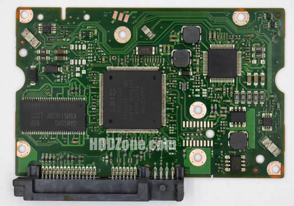 100579470 REV B carte PCB disque dur seagate