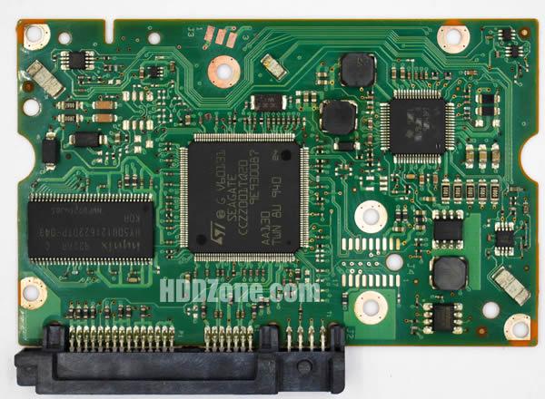 ST31000521AS Seagate PCB 100579470 REV B
