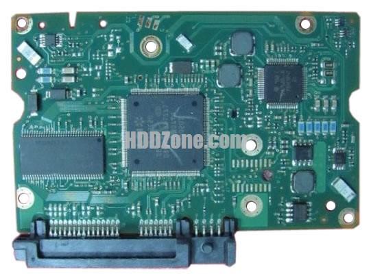 100533173 REV A carte PCB disque dur seagate