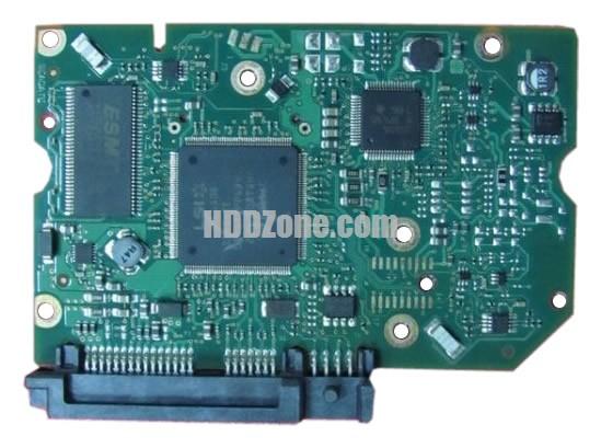 100583883 Festplatten Elektronik Controller Platine Seagate PCB