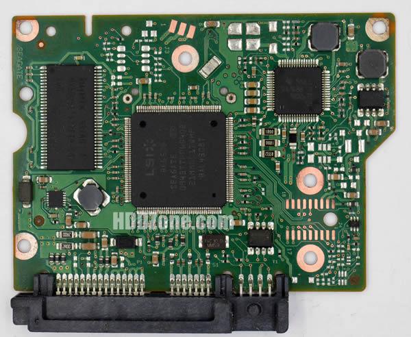 100591286 REV A carte PCB disque dur seagate