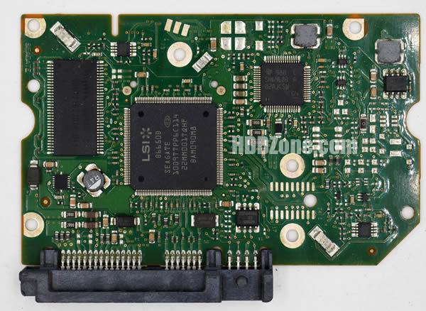 1332 E Seagate SATA 3.5 PCB Circuito CC24 1CH164-301 ST2000DM001