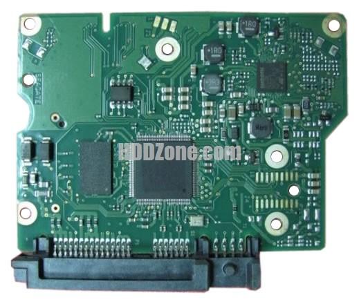 ST2000DM001 Seagate PCB 100653600