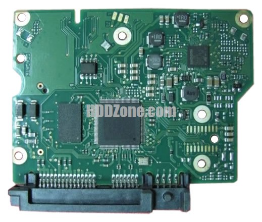 ST500DM002 Seagate PCB 100653600