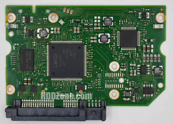100611023 REV B carte PCB disque dur seagate