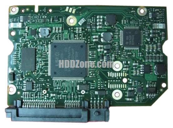 100595933 시게이트 하드디스크 기판 Seagate PCB