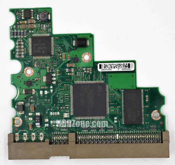 ST3160021A Seagate PCB 100306042