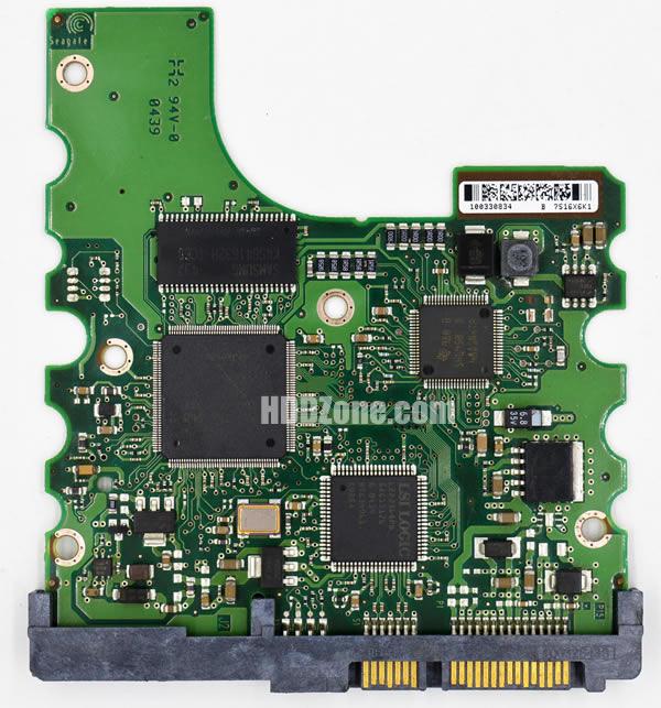 100306336 시게이트 하드디스크 기판 Seagate PCB