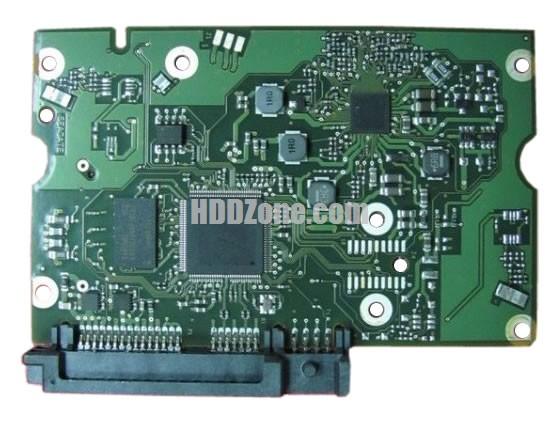 100656494 Festplatten Elektronik Controller Platine Seagate PCB