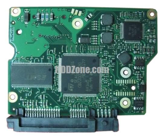 100546571 Festplatten Elektronik Controller Platine Seagate PCB