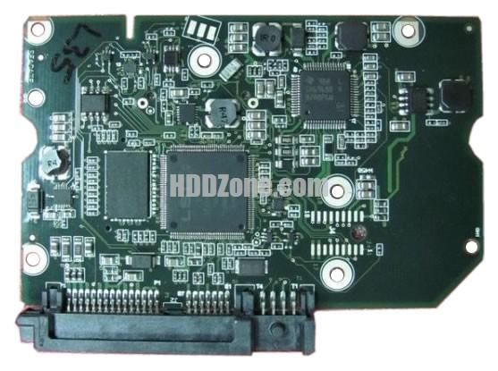 100611782 Festplatten Elektronik Controller Platine Seagate PCB