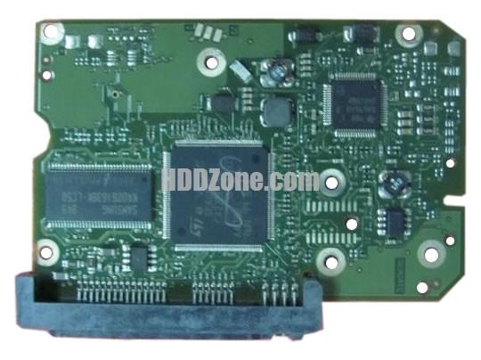 100517995 REV C carte PCB disque dur seagate