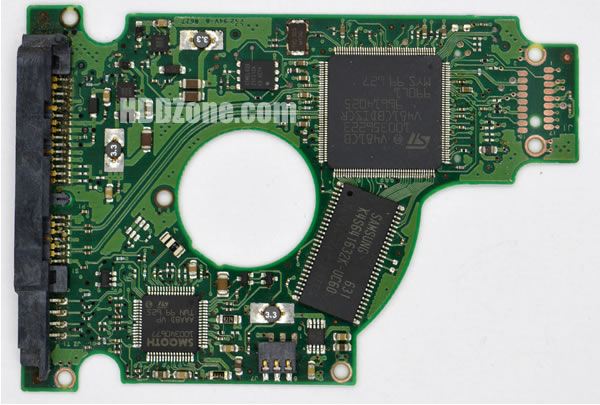 ST98823AS Seagate PCB 100349359