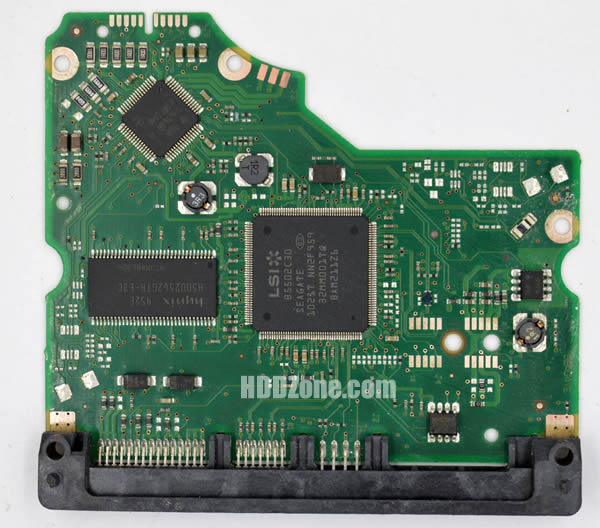 100536501 Festplatten Elektronik Controller Platine Seagate PCB