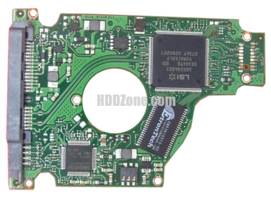 ST920217AS Seagate PCB 100356818