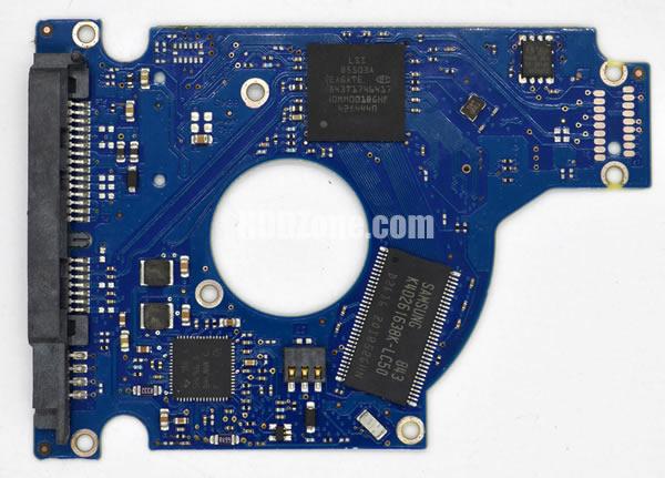 ST9250421ASG Seagate PCB 100513573