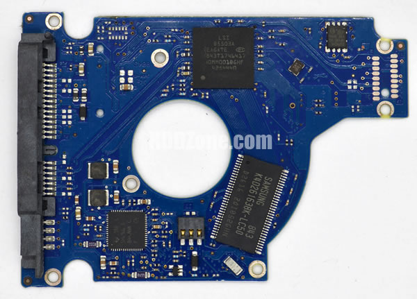 ST980411AS Seagate PCB 100513573