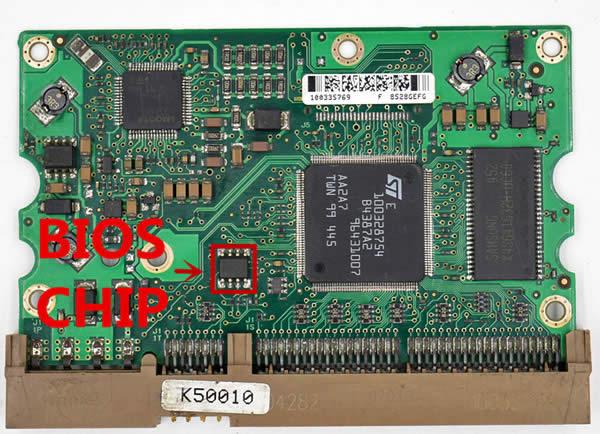 100328754 시게이트 하드디스크 기판 Seagate PCB