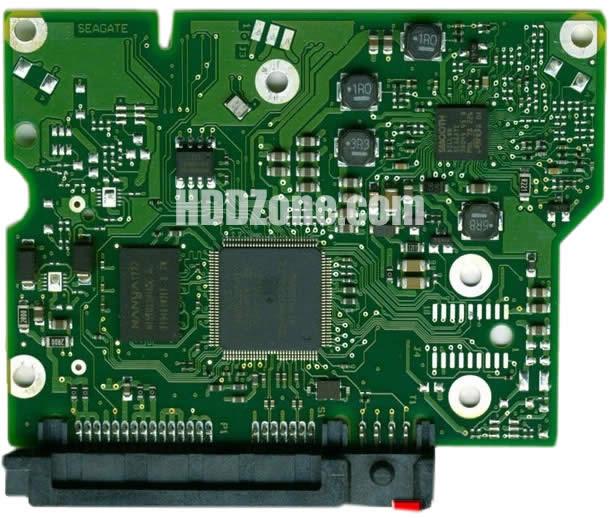 100687658 Festplatten Elektronik Controller Platine Seagate PCB