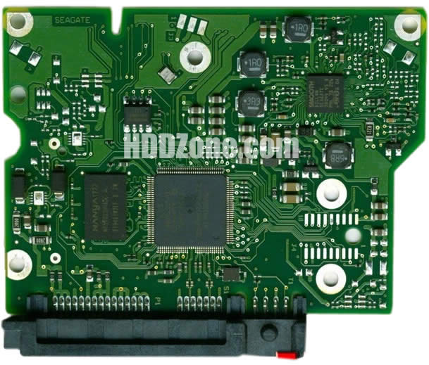 ST2000VM003 Seagate PCB Board 100687658 REV A / REV B / REV C