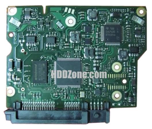 100627970 Festplatten Elektronik Controller Platine Seagate PCB