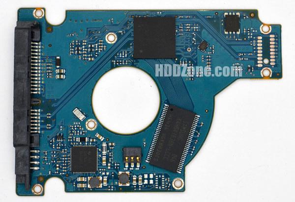 ST9500325ASG Seagate PCB 100535597