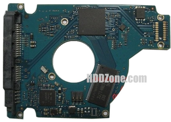 ST9250315AS Seagate PCB 100558355