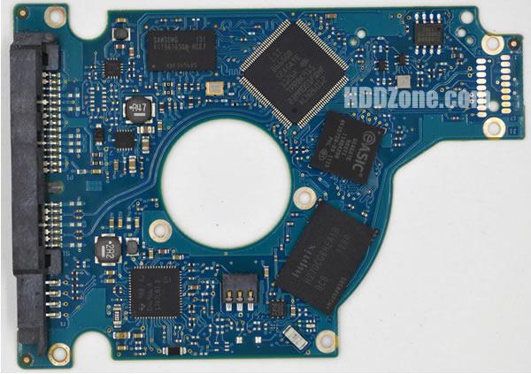 ST750LX003 Seagate PCB 100657576
