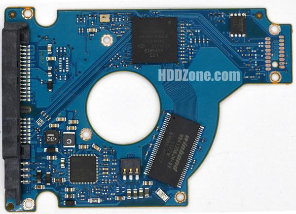 ST160LT003 Seagate PCB 100625000