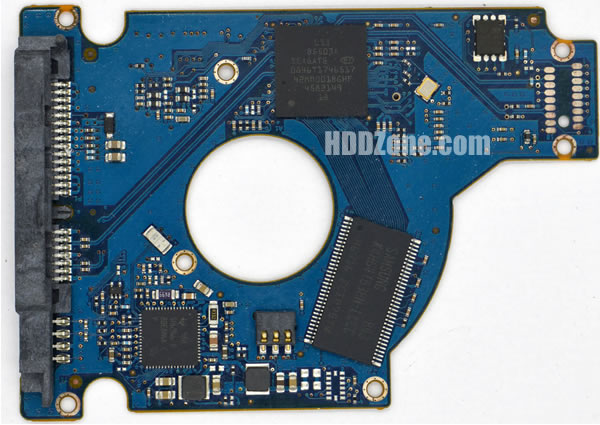 ST9500325AS Seagate PCB 100513229
