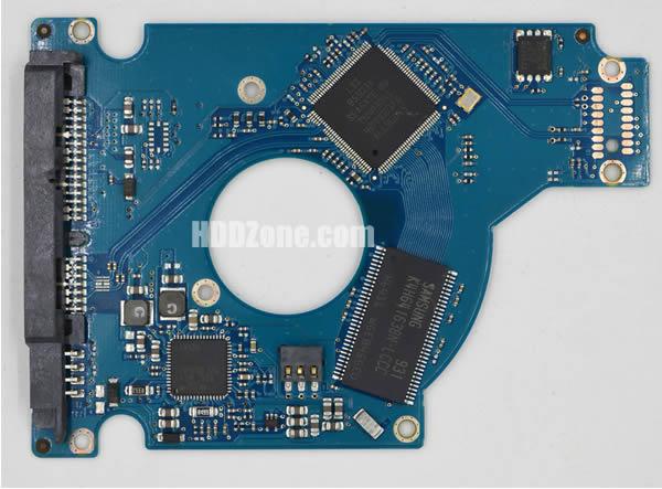 100593393 시게이트 하드디스크 기판 Seagate PCB