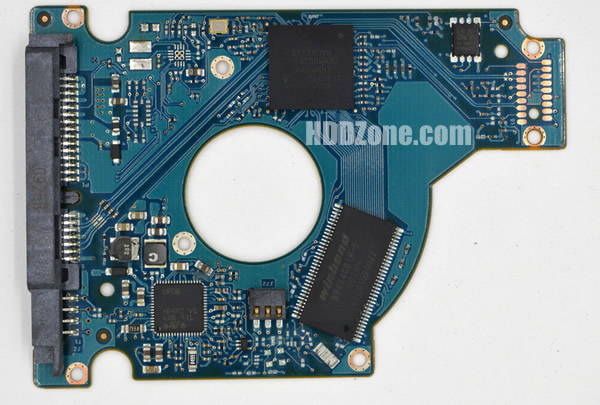ST9640320AS Seagate PCB 100588318