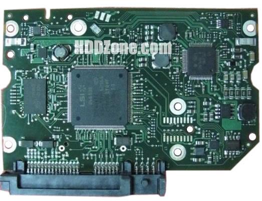 100575017 Festplatten Elektronik Controller Platine Seagate PCB